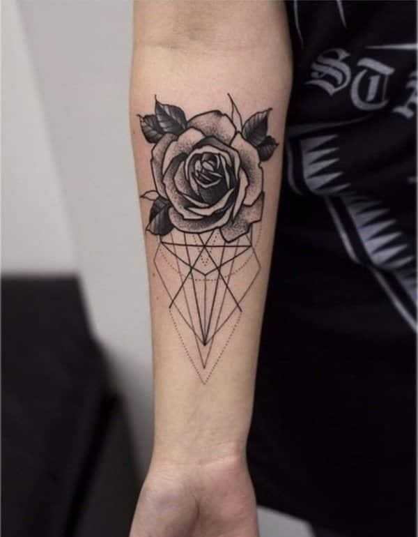 Geometric tattoos 11021844