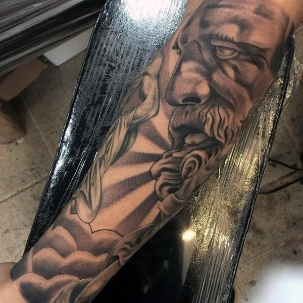 Guys greek symbols tattoos