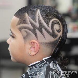 Hair tattoo 2470