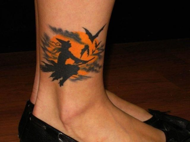 Halloween tattoo 004