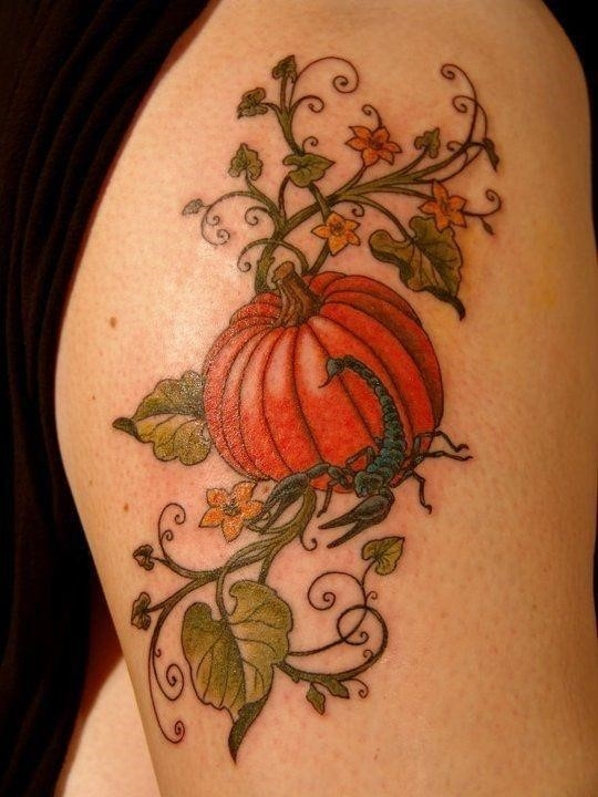 Halloween tattoo 042