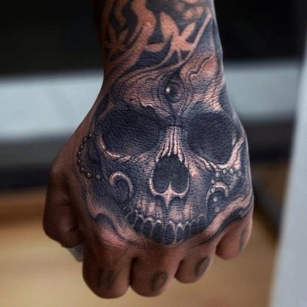 Hand tattoos 5
