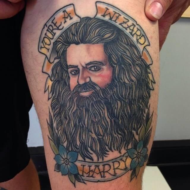 Harry potter tattoos 09