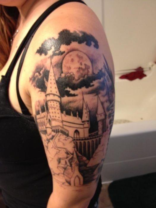 Harry potter tattoos 1