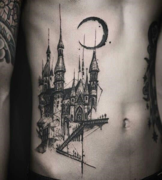 Harry potter tattoos 17