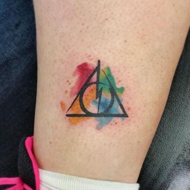 Harry potter tattoos 21 1