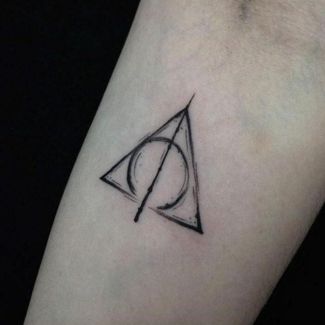 Harry potter tattoos 3 1