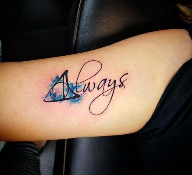 Harry potter tattoos 9 1