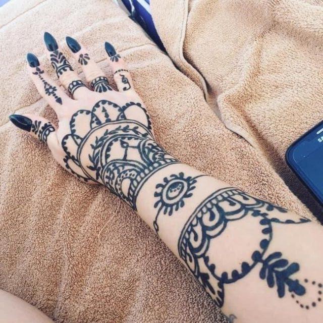 Henna tattoo 35 650×650