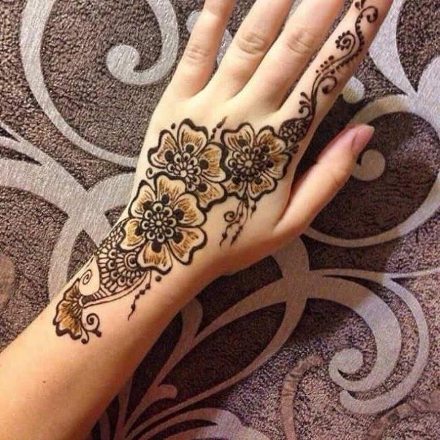 Henna tattoo 4 650×650