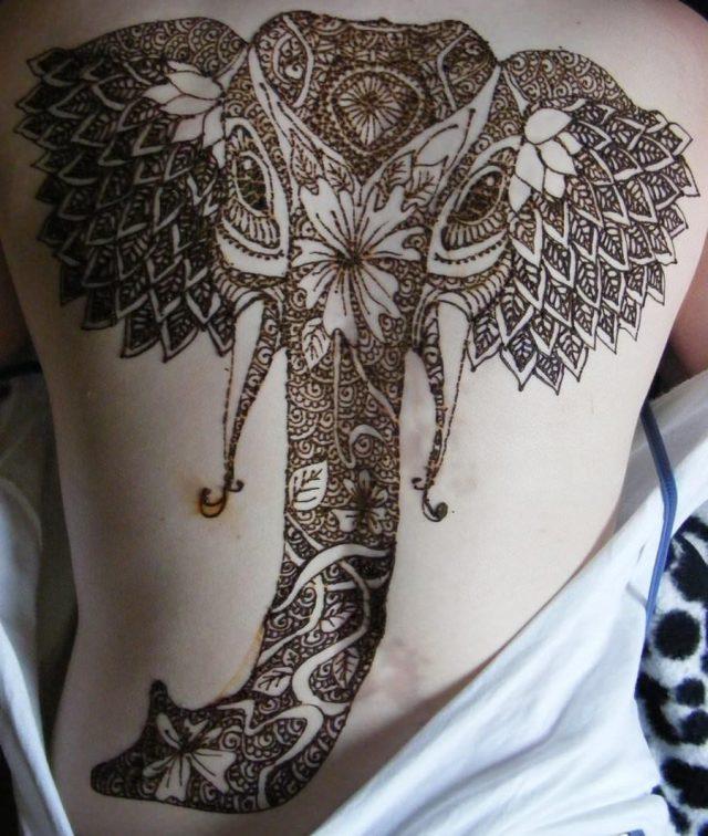 Henna tattoo designs 5
