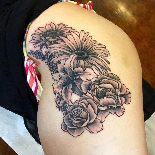 Hip tattoos 12051763