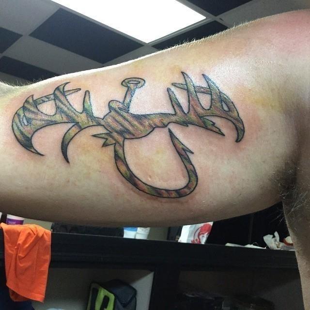 Hunting tattoo 36