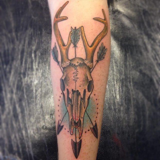 Hunting tattoo 53