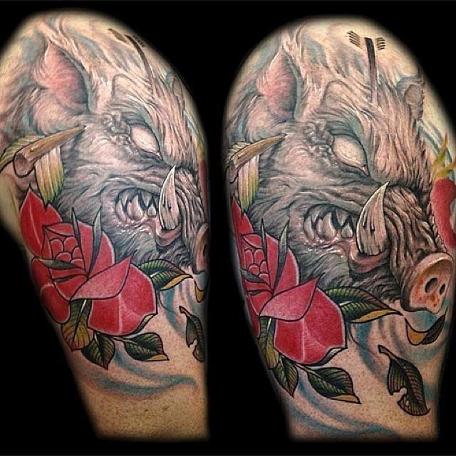 Hunting tattoo 7