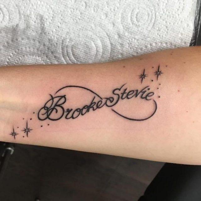 Infinity tattoos 28