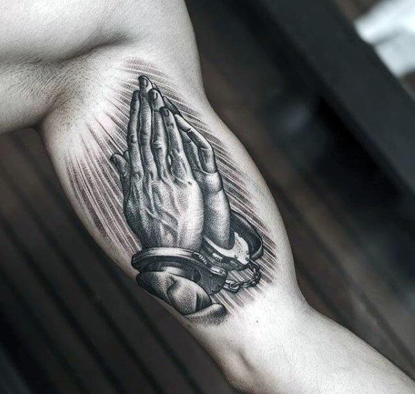 Inner arm tattoos 20