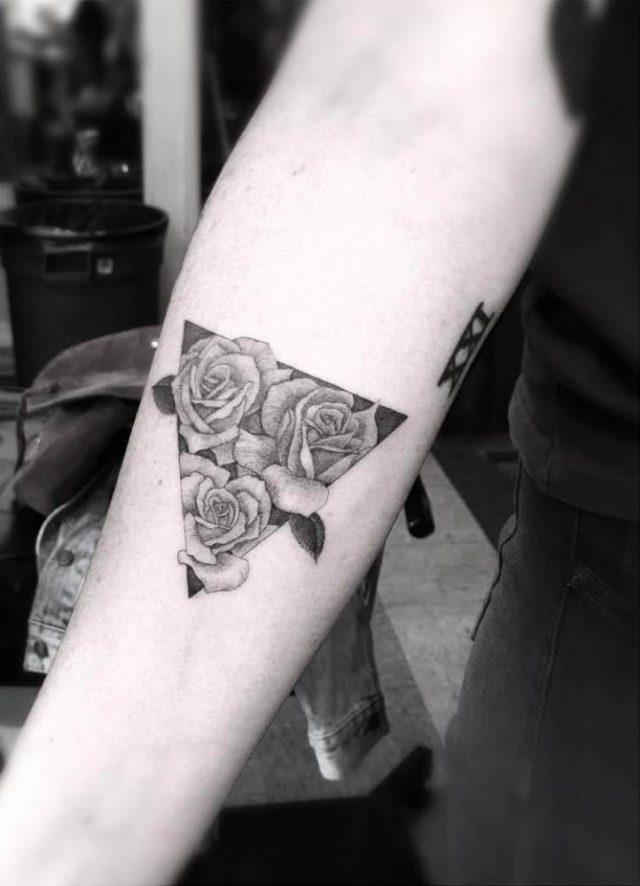 Inner arm tattoos 21