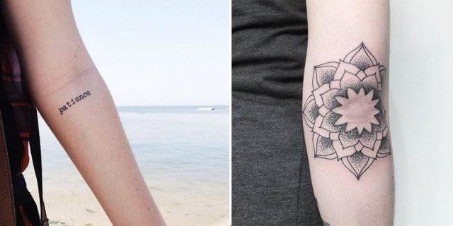 Inner elbow tattoo000