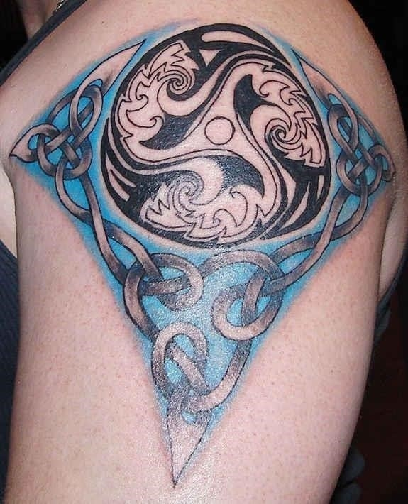 Irish celtic tattoos 46