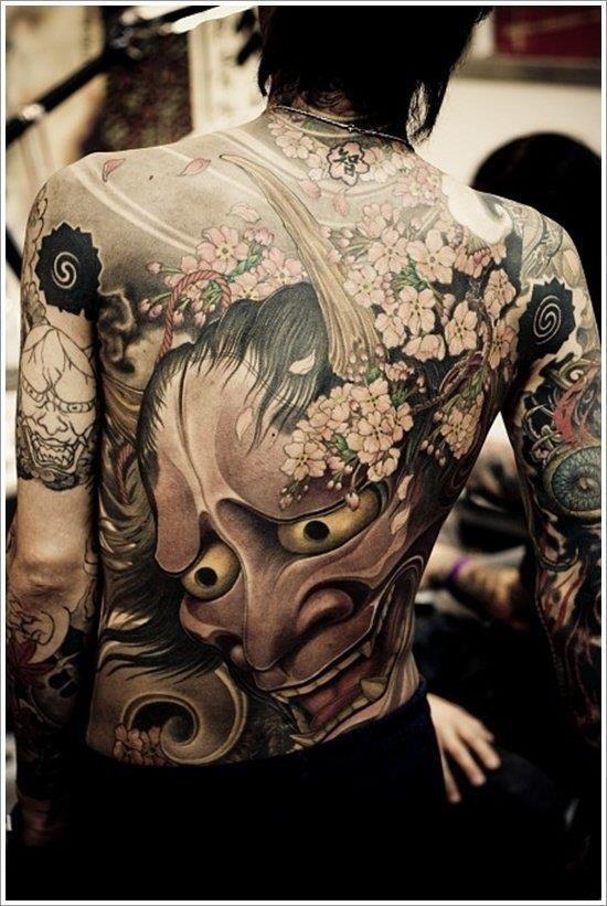 Japanese tattoo designs 19