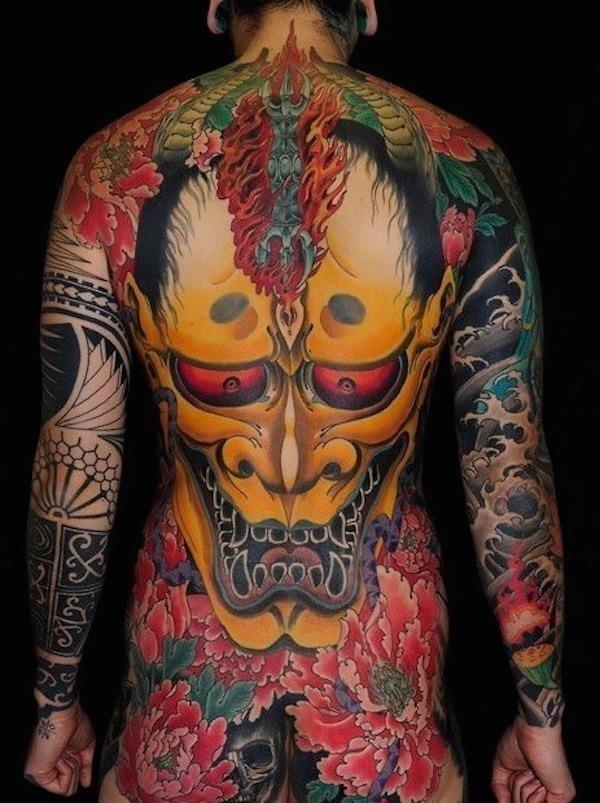Japanese tattoos 41