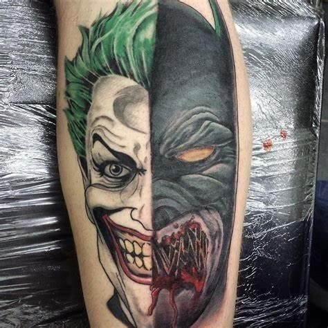 Joker tattoo 84