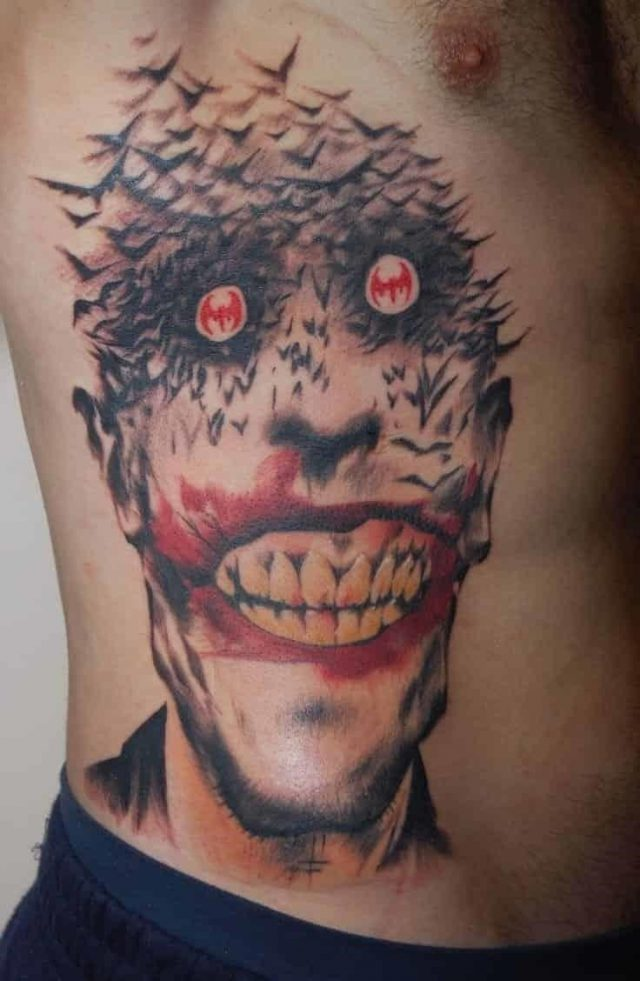 Joker tattoos 03
