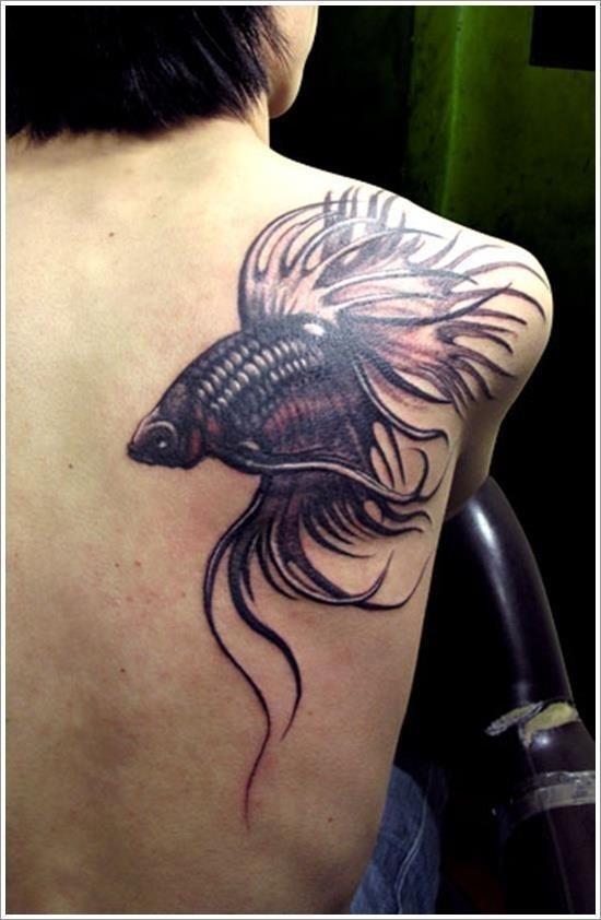 Koi fish tattoo designs 31