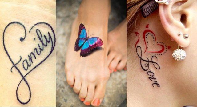 Latest tattoo designs trend ideas for women 2015 2016