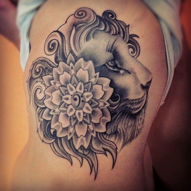 Lion tattoo 41