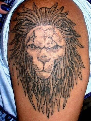 Lion tattoos 04