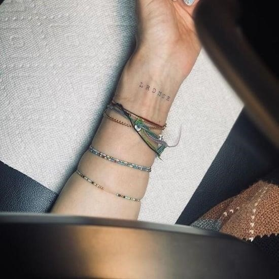 Madonna tattoo meaning