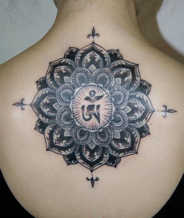 Mandala tattoos 1