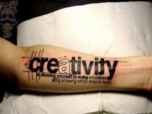 Meaningful tattoos 17