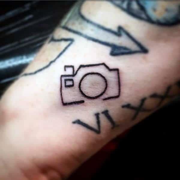 Men small tattoo ideas simple