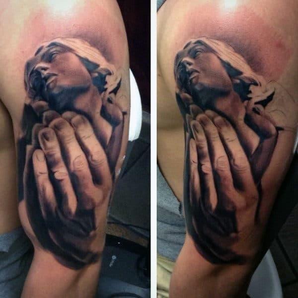 Mens christian inspired tattoos