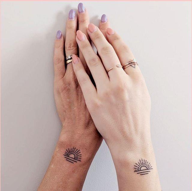 Mom daughter tattoos 1585932049