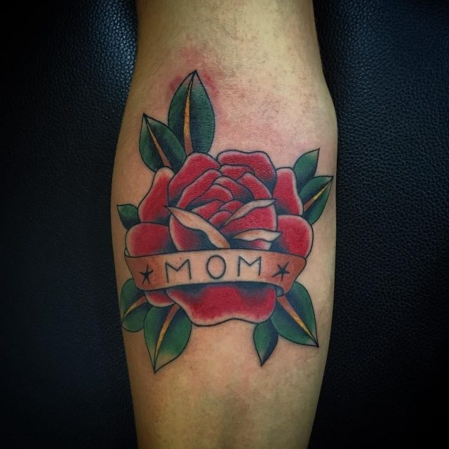 Mom tattoo 5