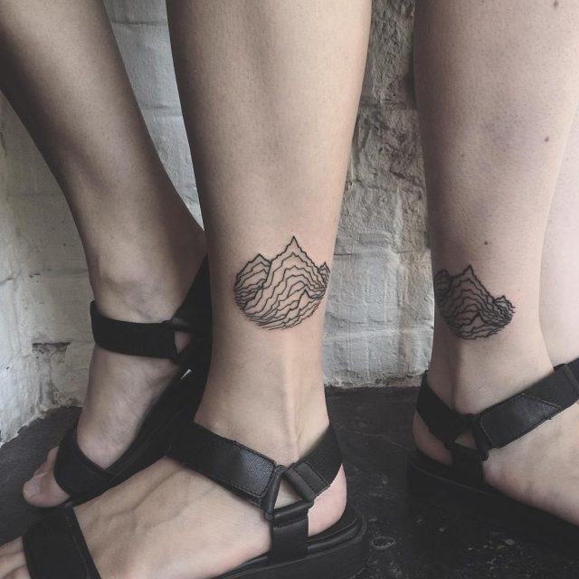 Mountain tattoo 36