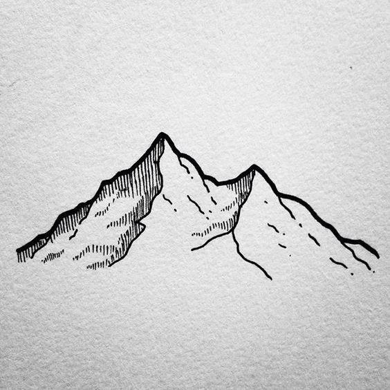 Mountain tattoo ideas 2