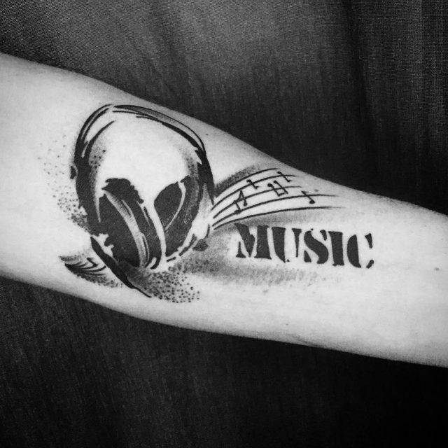 Music tattoo designs 56 idea