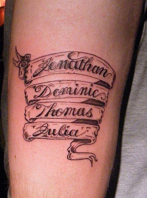 Name tattoos 02