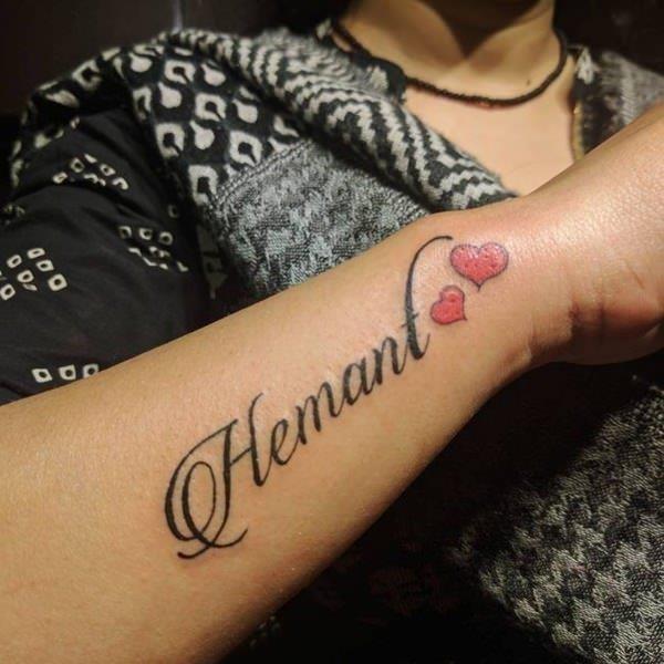 Name tattoos 03031740