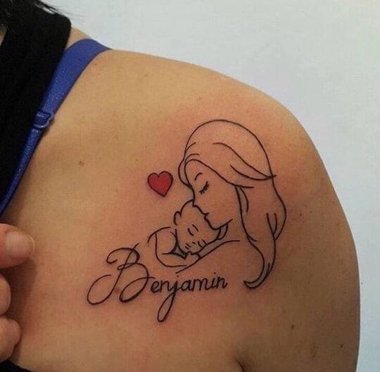 Name tattoos 44