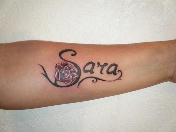 Name tattoos designs 11