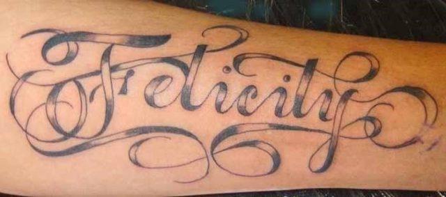 Name tattoos designs 2
