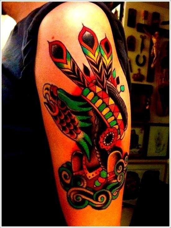 Native american tattoo designs 33