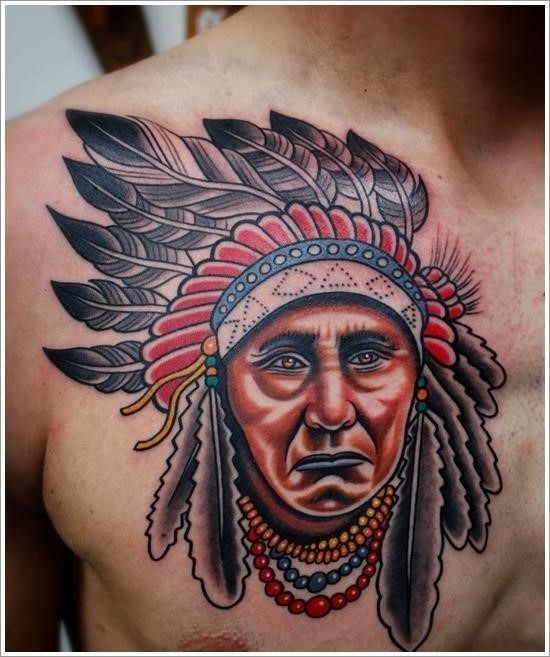 Native american tattoo designs 4