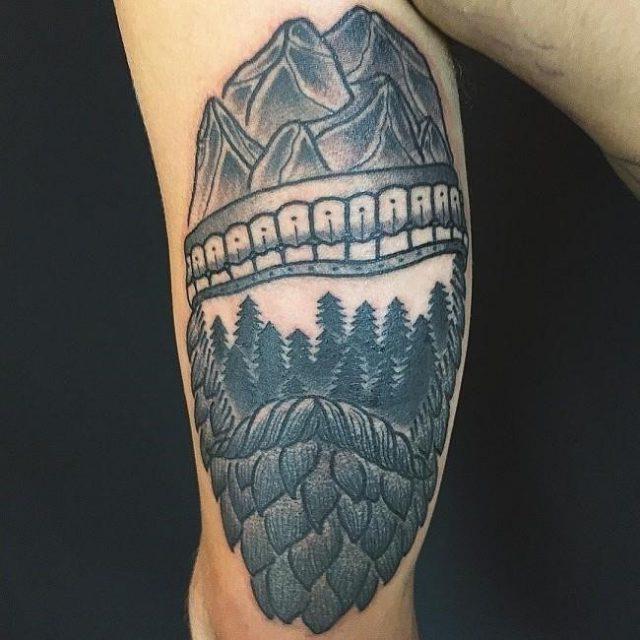 Nature tattoo 32 650×650